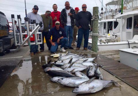 Big Eye Charters, Fish with Big Eye Charters