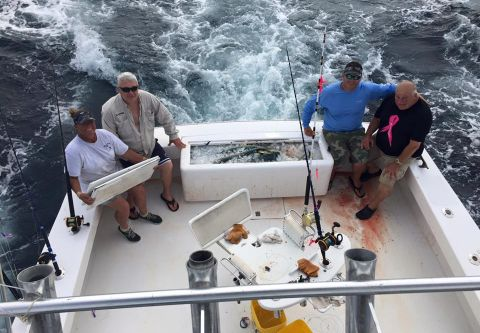 Big Eye Charters, Fish on the Big Eye