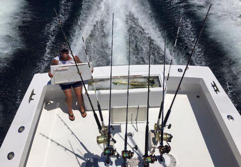 Big Eye Charters, Full Day Fishing