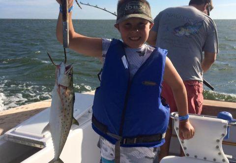 Calypso Sportfishing Charters, Half Day Nearshore Fishing