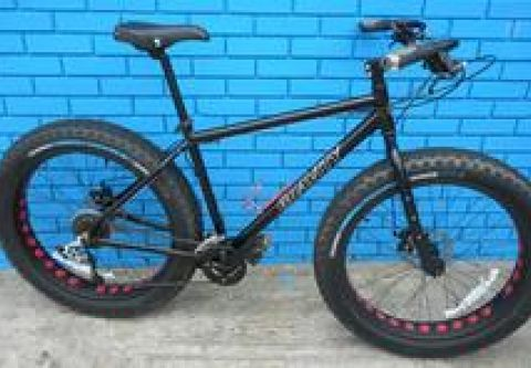 Manteo Cyclery, Fat Bike Rental