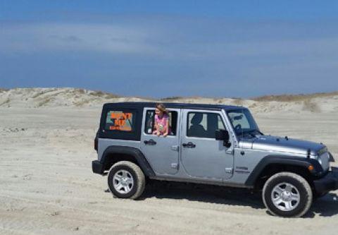 Beach Ride Rentals, Beach Shuttles & Rentals