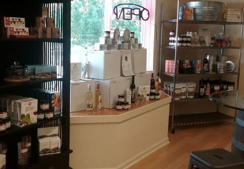 Cork & Beans, Shop Gourmet NC Food Products