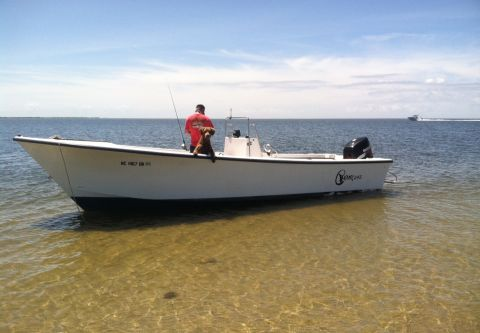 Hitman Sportfishing, 24' C-Hawk