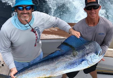 Calypso Sportfishing Charters, Full Day Offshore Fishing