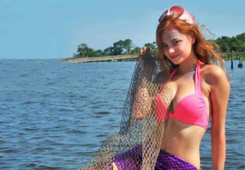 Beach Braids, Hair Wraps & Henna, Mermaid Makeovers