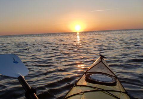 Ride The Wind Surf Shop, Sunset Kayak Eco-Tours