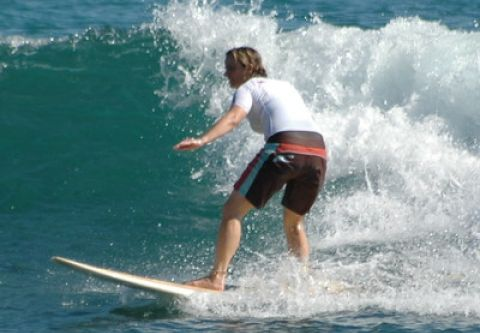 Ride The Wind Surf Shop, 1 Person Private Surf Lesson