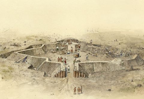 The Lost Colony, Visit Fort Raleigh