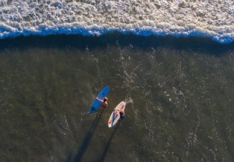 Ride The Wind Surf Shop, Surf Guide