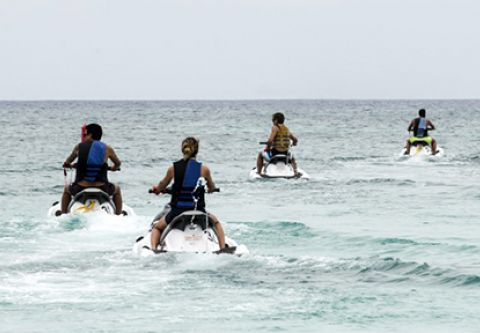 Causeway Watersports, Nags Head Outer Banks, Jet Ski Guided Tour