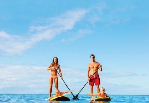 Secret Spot Surf Shop, Surf & SUP Rentals