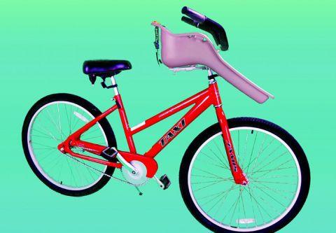 Moneysworth Beach Equipment and Linen Rentals, Adult Bike w/ Baby Seat