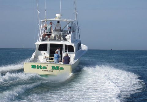 Bite Me Sportfishing Charters, Full Day Offshore Fishing