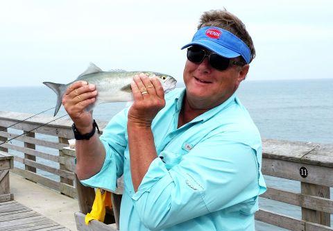 Jennette's Pier, Private Fishing Classes