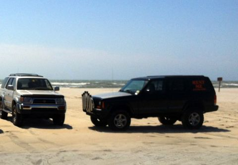 Beach Ride Rentals, Full Day Rentals