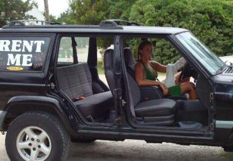 Beach Ride Rentals, Ocracoke Shuttles & Rentals