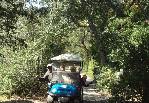Wheelie Fun Cart Rentals, Explore Ocracoke Island