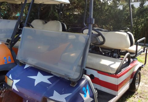 Wheelie Fun Cart Rentals, Carts with personality