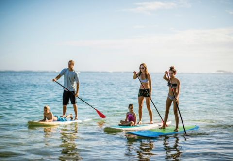 Corolla Water Sports, Paddle Board Rentals