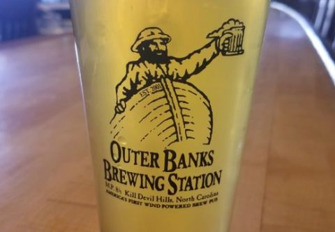 Outer Banks Brewing Station, Brewery Tour
