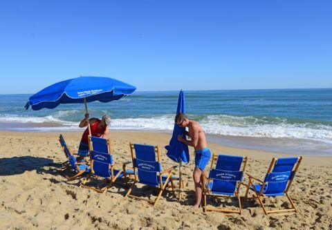Ocean Atlantic Rentals, Umbrella and Beach Chair Rentals