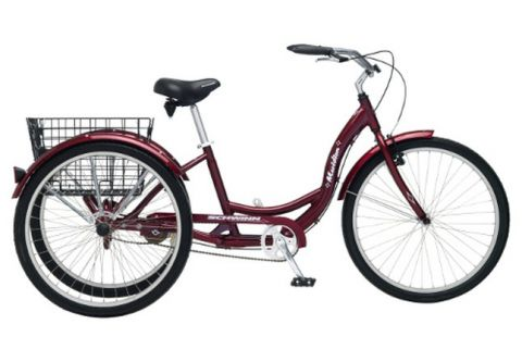 Island Cycles & Beach Gear, Trike Rentals