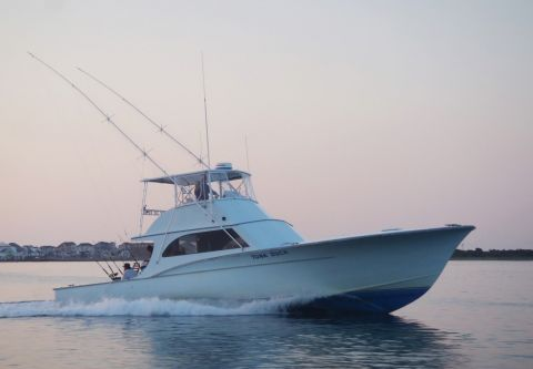 Tuna Duck Sportfishing, Half Day Fishing Charter