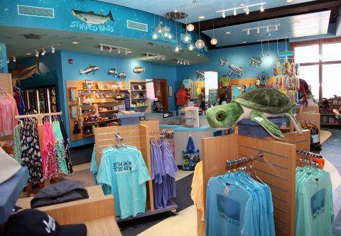 Jennette's Pier, Visit the Pier Shop