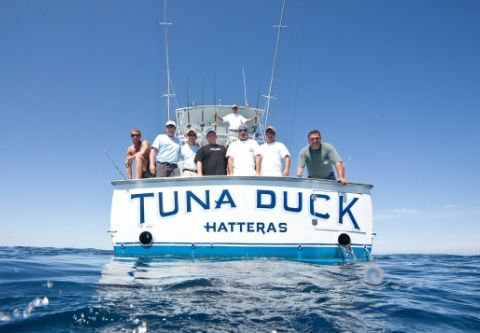 Tuna Duck Sportfishing, Tournament Fishing