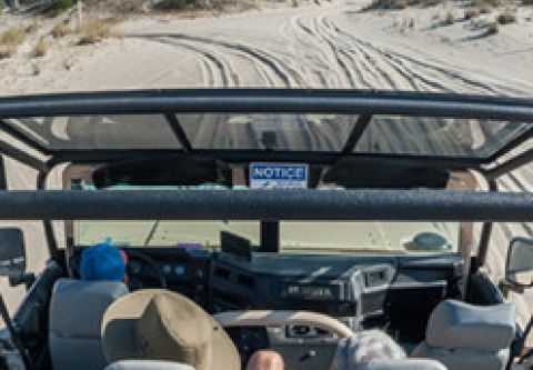 Currituck County Department of Travel & Tourism, Visit a 4x4 Beach