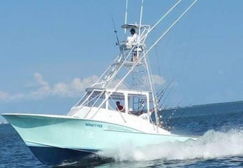 Oden's Dock, Book an Offshore Charter
