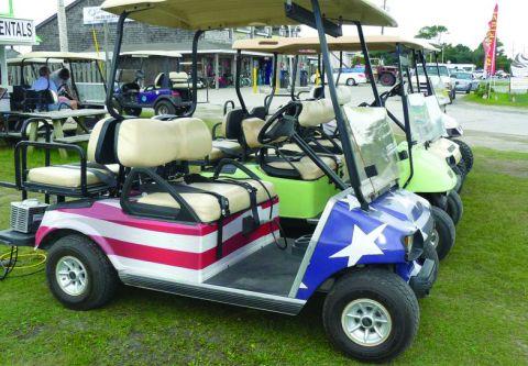 Wheelie Fun Cart Rentals, Rent for the Week
