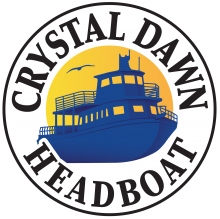 Crystal Dawn Head Boat Fishing and Evening Cruise