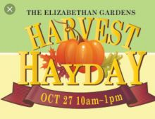 Harvest Hayday Poster