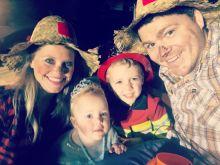 Borland Family Halloween Costumes