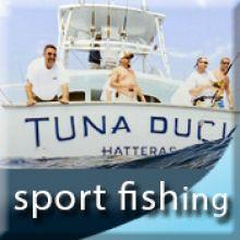The Tuna Duck