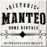 Historic Manteo Home Rentals by Pirate's Cove Realty