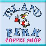 Island Perk Coffee Shop