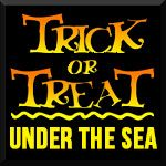 Trick of Treat Under the Sea