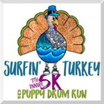 Surfin' Turkey 5K and Puppy Drum Run