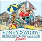 Moneysworth Beach Equipment & Linen Rentals