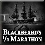 Blackbeard's Half-Marathon and Scallywag 5K/10K on Ocracoke