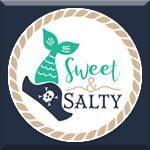 Sweet and Salty Popcorn and Shaved Ice