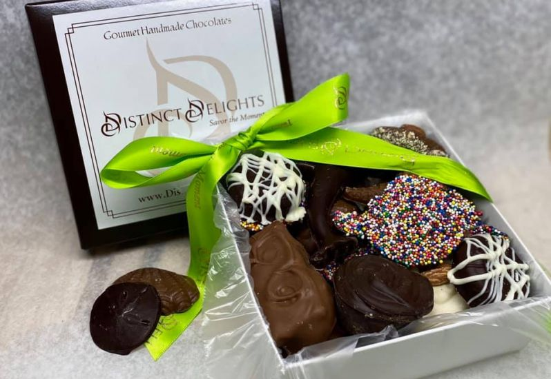 Distinct Delights Chocolates