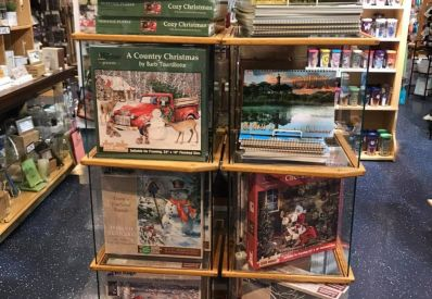 Christmas Puzzles, a great indoor activity for the holidays!