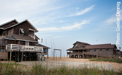 Historic Homes in Nags Head Outer Banks